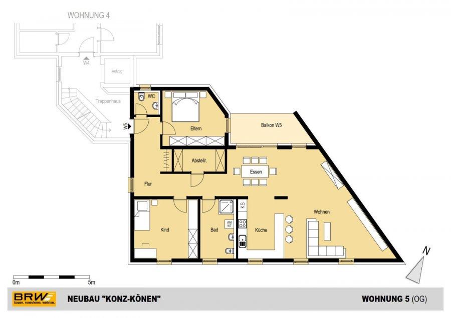 acheter appartement 0 pièce 128.61 m² konz photo 4