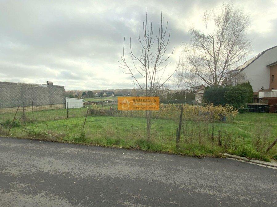 Terrain constructible à vendre à Bascharage
