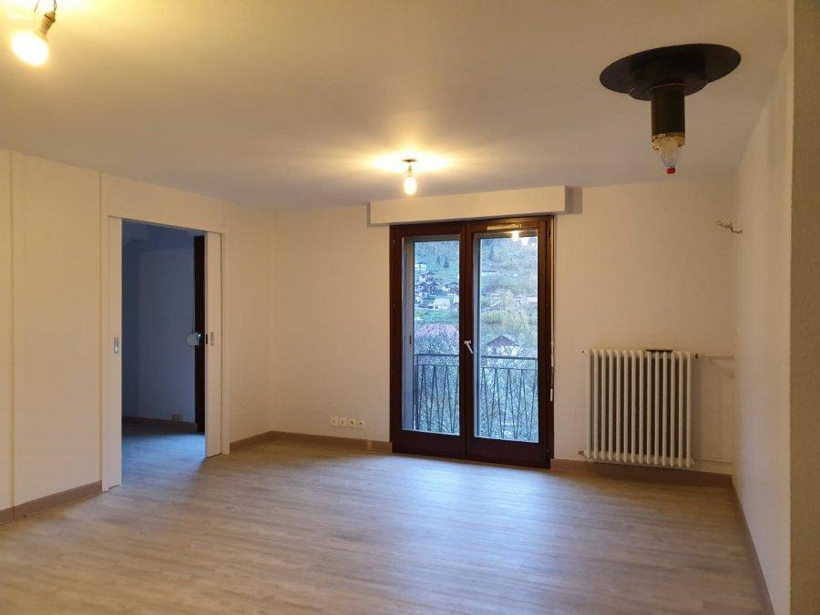 Appartement à louer F4 à La bresse