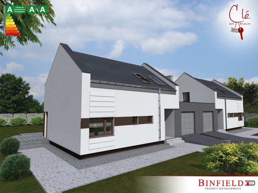 Attractive Semi Detached House For Buy 3 Bedrooms 180 M² Baschleiden Photo 1