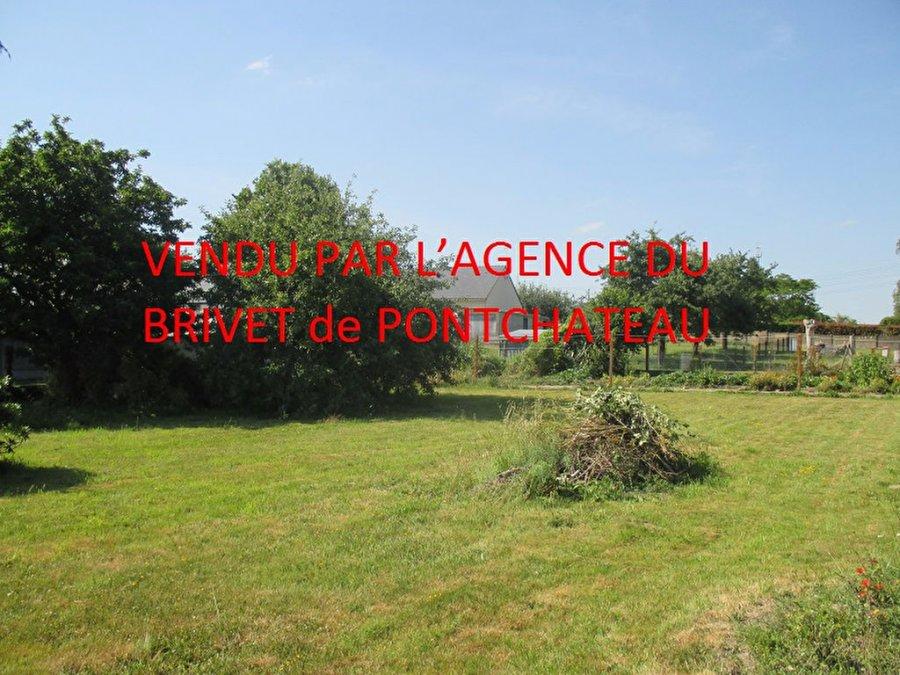 acheter terrain constructible 0 pièce 750 m² pontchâteau photo 3
