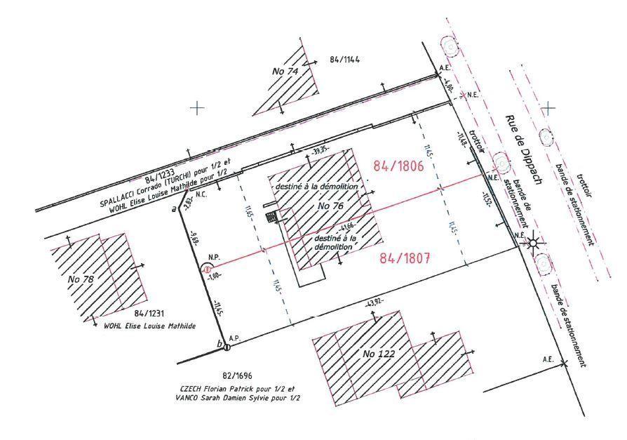 acheter terrain constructible 0 chambre 0 m² bertrange photo 2