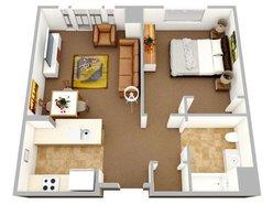Appartement à vendre 1 Chambre à Luxembourg-Centre ville - Réf. 6504439