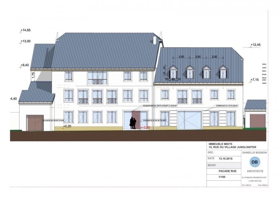 acheter duplex 3 chambres 183.78 m² junglinster photo 1