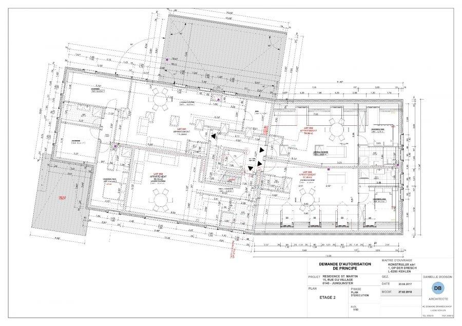 acheter duplex 3 chambres 183.78 m² junglinster photo 2