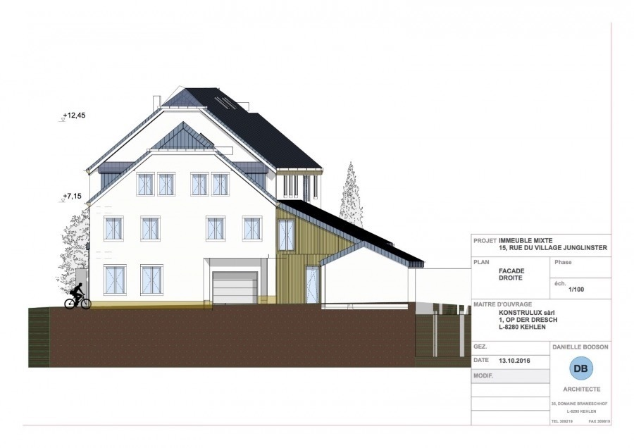 acheter duplex 3 chambres 183.78 m² junglinster photo 6