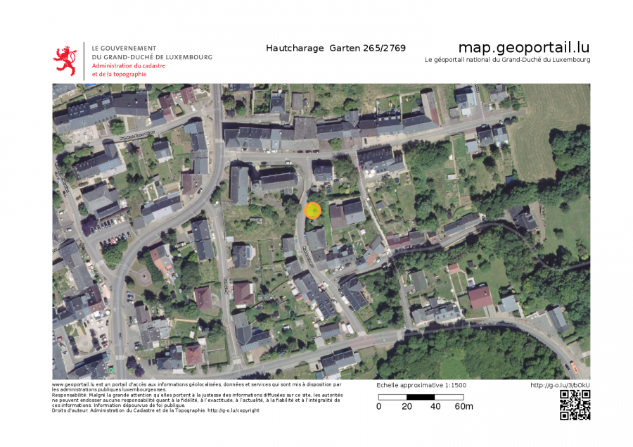 non building land for buy 0 bedroom 0 m² hautcharage photo 1