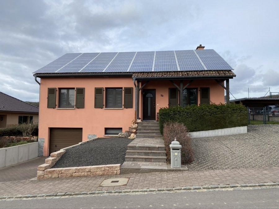 Maison individuelle à vendre 3 chambres à Beyren