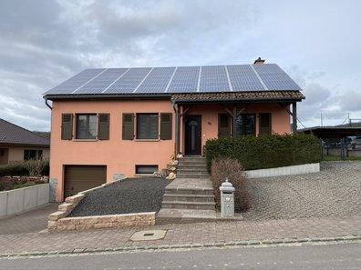 Detached house for sale 3 bedrooms in Beyren - Ref. 7143415