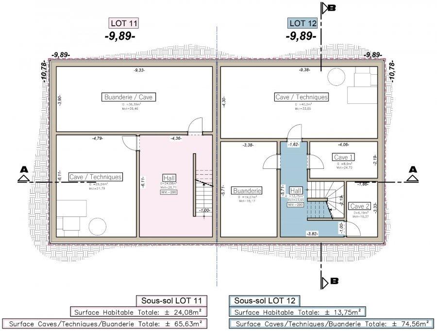 acheter maison jumelée 3 chambres 166.29 m² weiswampach photo 6