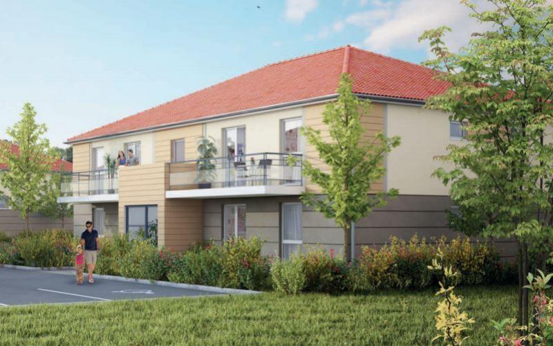 Appartement à vendre F2 à Marange-silvange