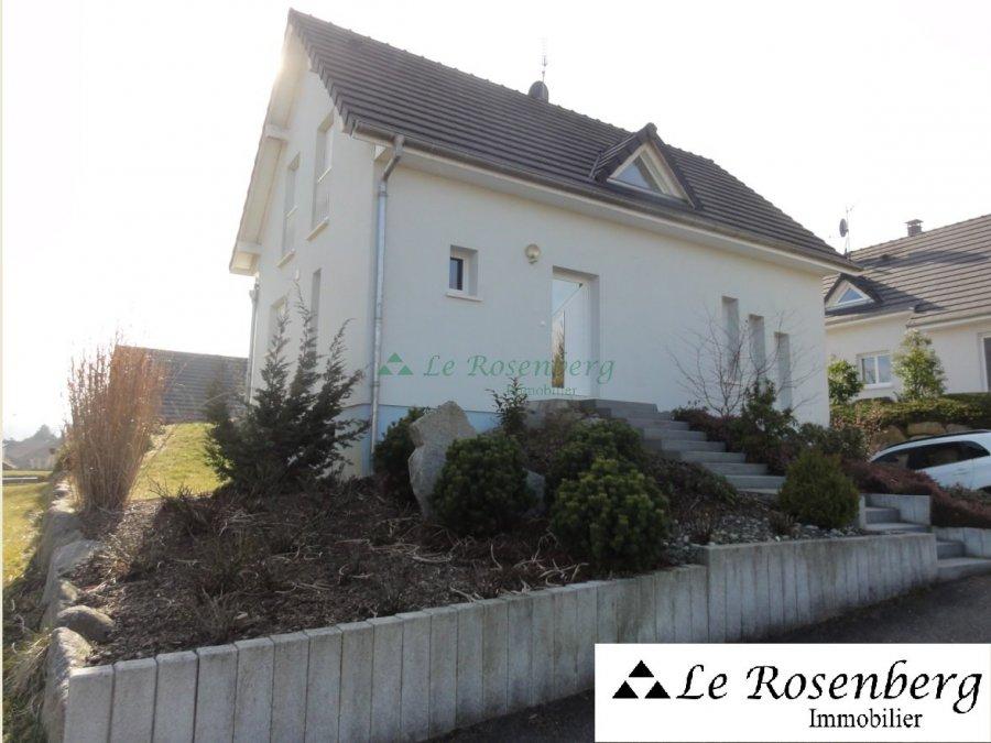 Maison à louer F5 à Hagenthal le bas