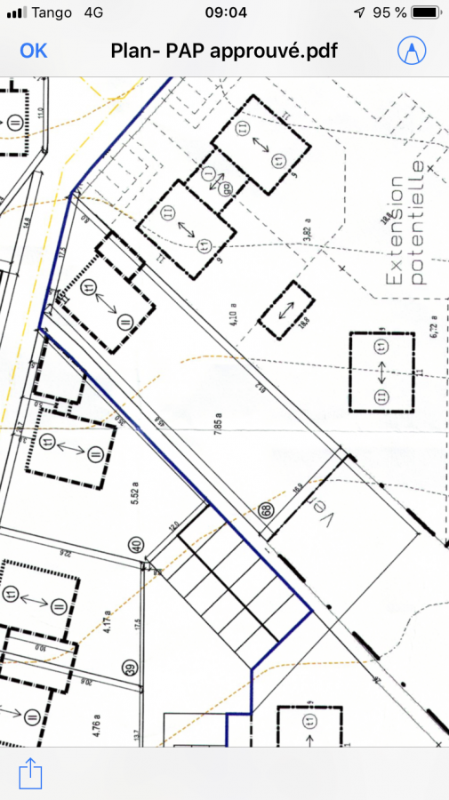 acheter terrain constructible 0 chambre 0 m² beckerich photo 1