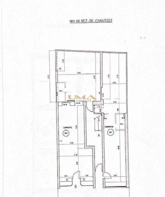 acheter local commercial 0 chambre 120 m² esch-sur-alzette photo 1