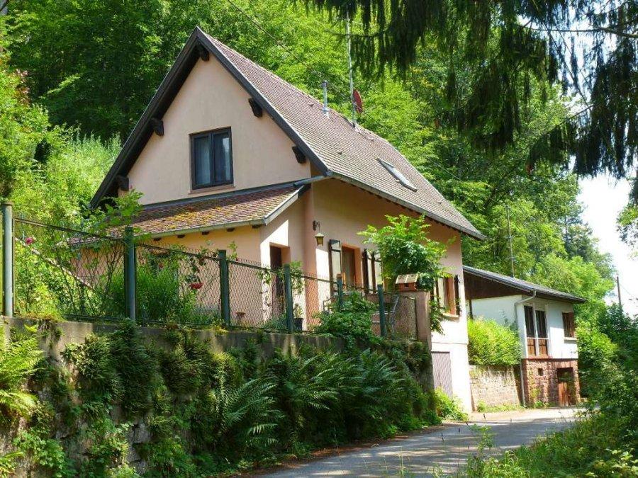 Maison à vendre F4 à secteur de Lembach