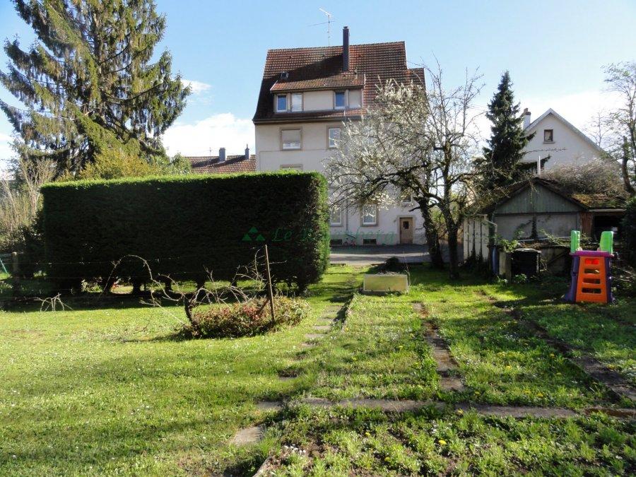Immeuble de rapport à vendre F15 à Lutterbach