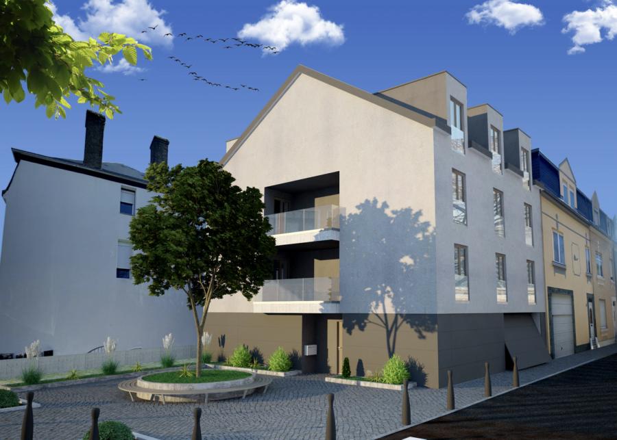 acheter appartement 1 chambre 52.09 m² schifflange photo 4