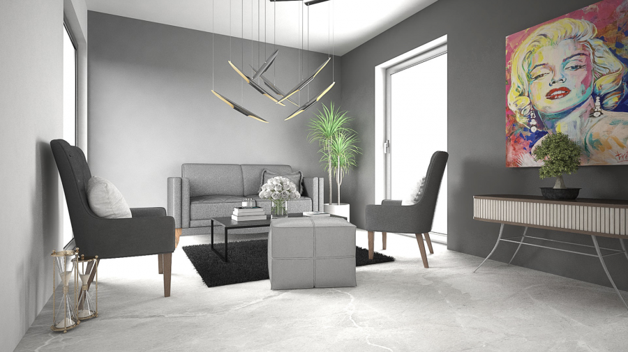 acheter appartement 1 chambre 52.09 m² schifflange photo 2