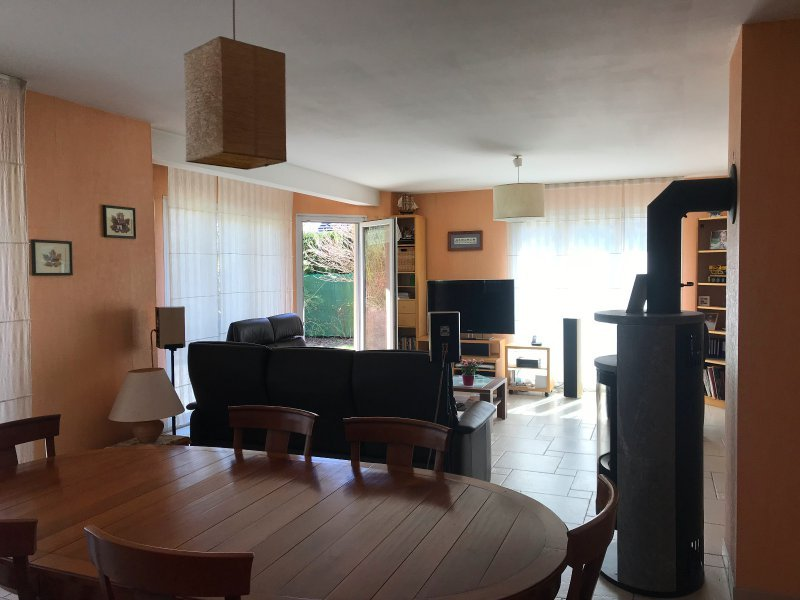 Maison individuelle en vente habsheim 160 m 472 500 for Acheter une maison en bois