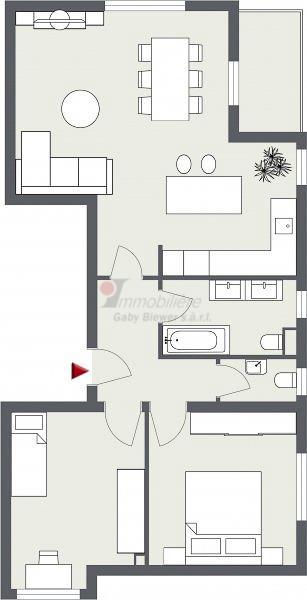 acheter appartement 2 chambres 73.87 m² lieler photo 3