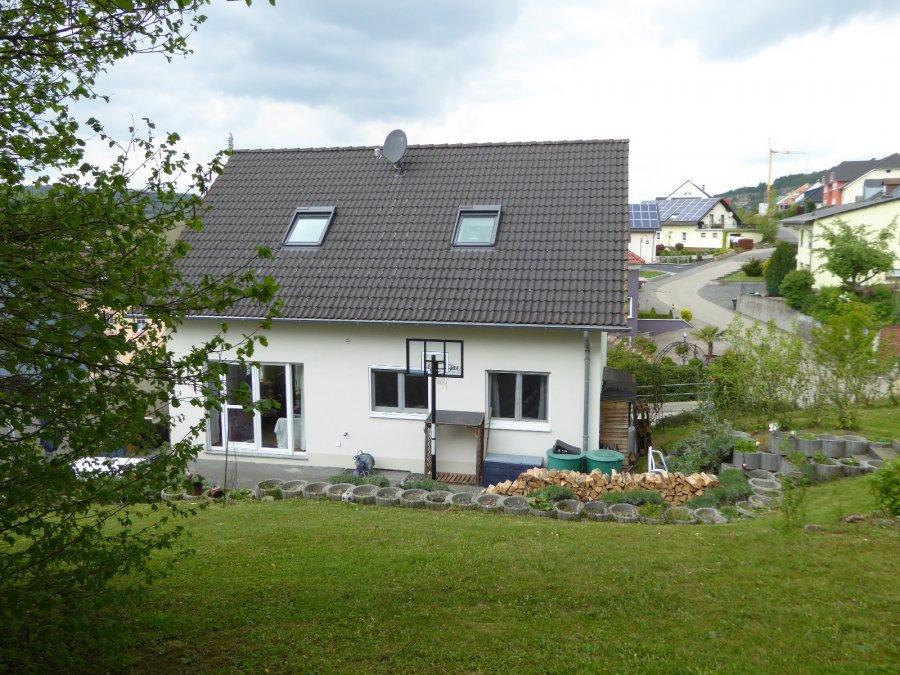 einfamilienhaus kaufen 8 zimmer 140 m² nittel foto 1