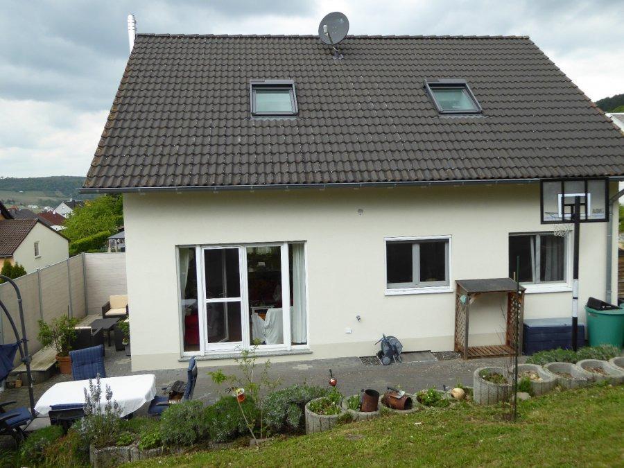 einfamilienhaus kaufen 8 zimmer 140 m² nittel foto 4
