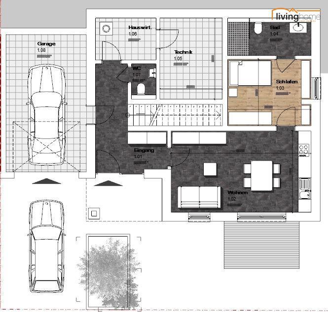 acheter maison jumelée 4 chambres 240 m² insenborn photo 3