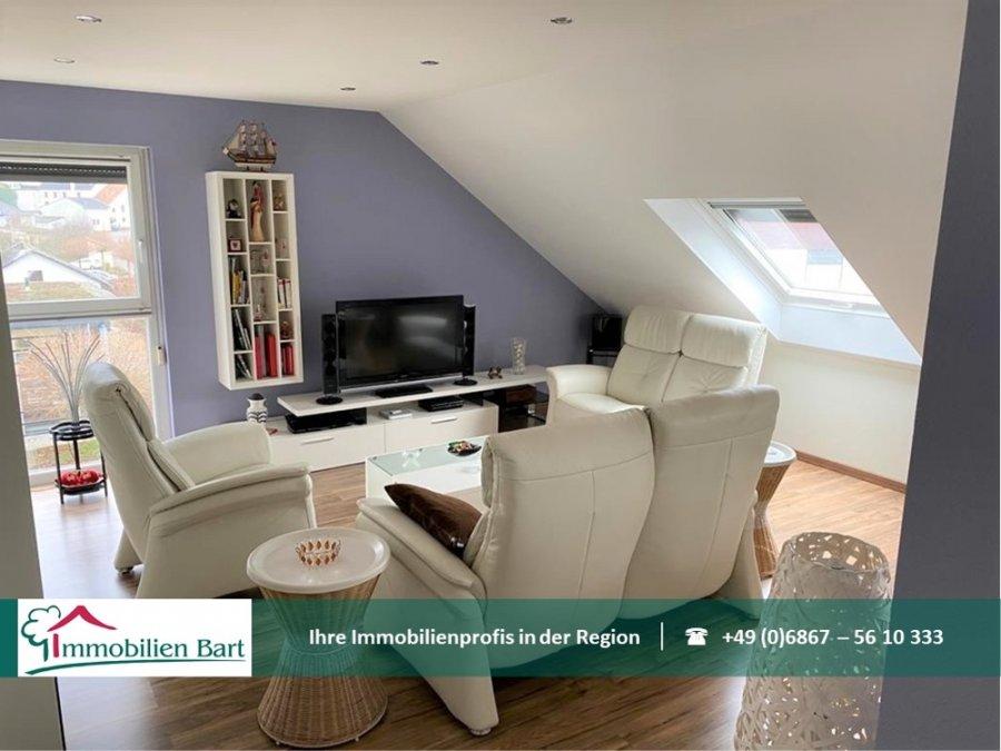 wohnung kaufen 3 zimmer 81 m² perl foto 4