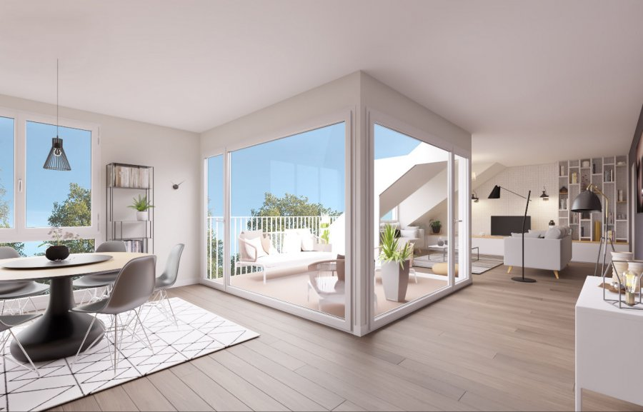 Appartement à vendre 3 chambres à Bofferdange
