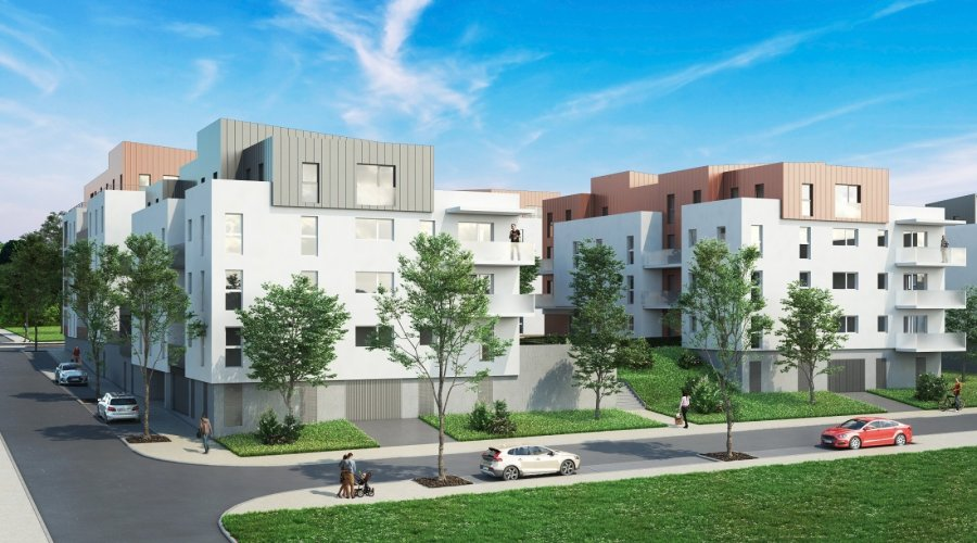 acheter appartement 3 pièces 60.8 m² metz photo 2