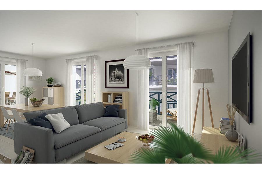 acheter appartement 2 pièces 42 m² pornic photo 3