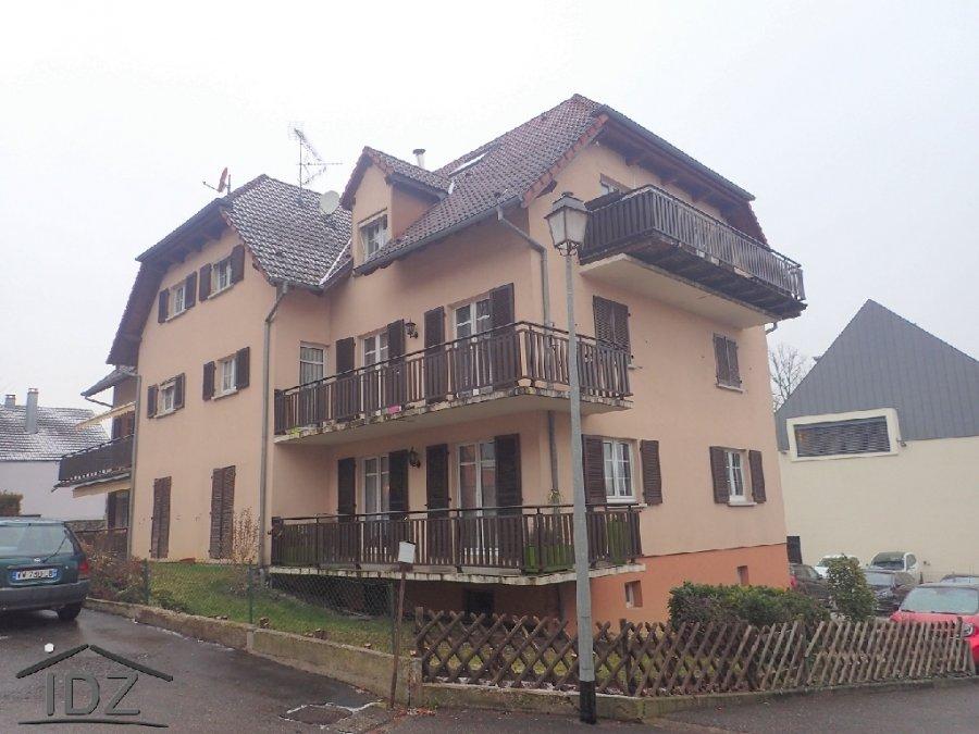 acheter appartement 5 pièces 98 m² hégenheim photo 6