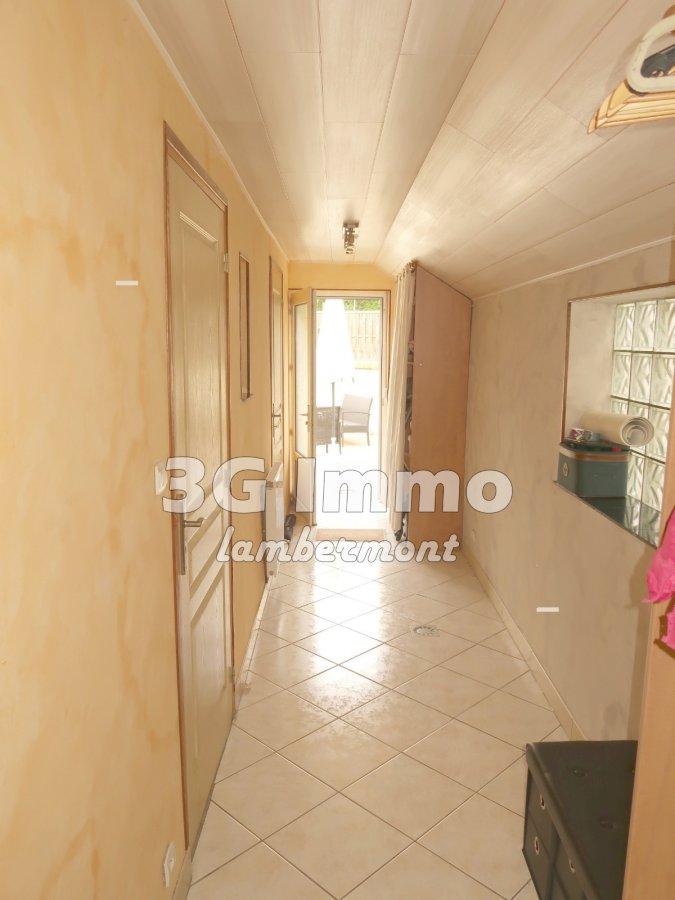 Maison jumelée à vendre F5 à Saulnes