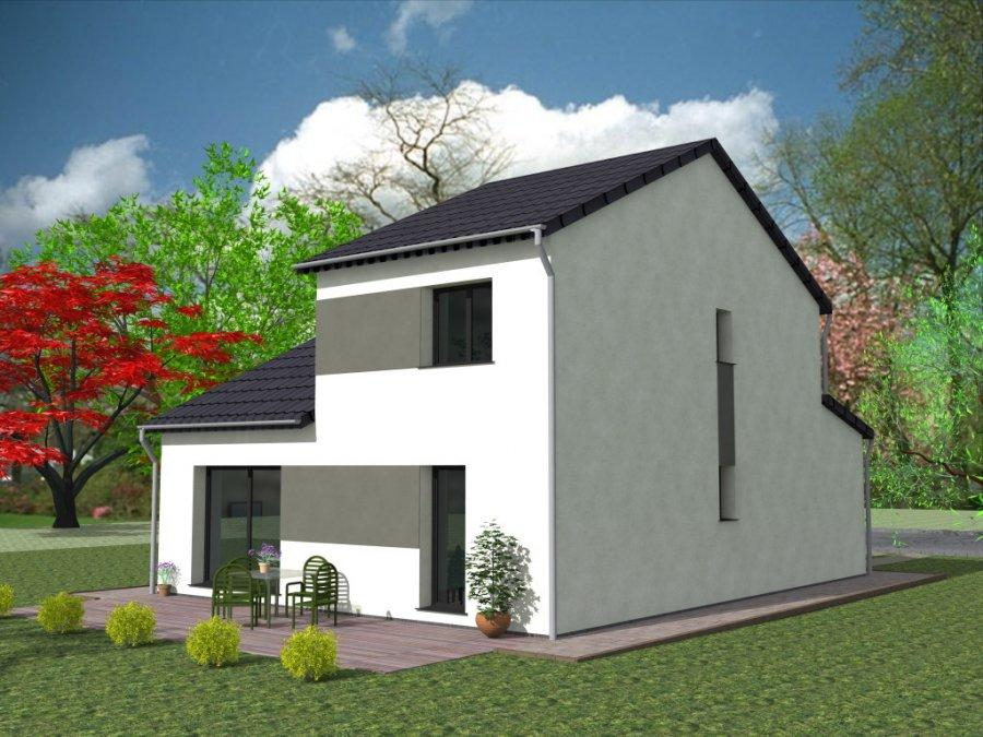 Maison à vendre F6 à Sainte-Marie-aux-Chênes