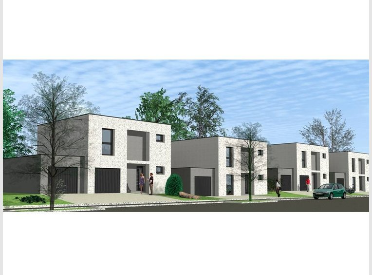 neuf maison 6 pi ces retonfey moselle r f 4145432. Black Bedroom Furniture Sets. Home Design Ideas