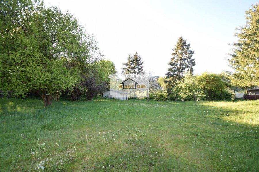 Terrain constructible à vendre 6 chambres à Wiltz
