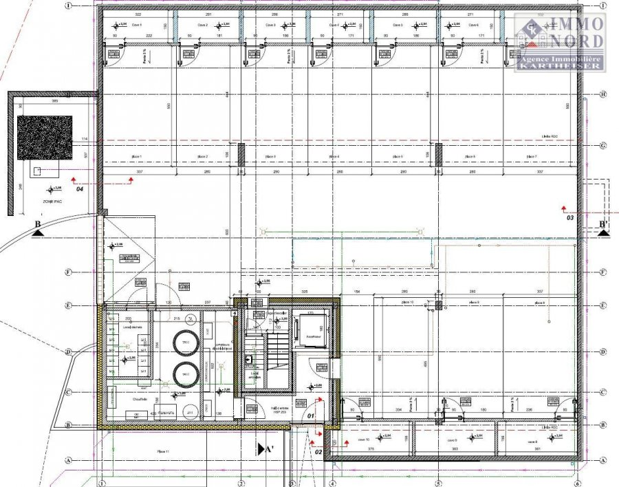 acheter appartement 2 chambres 74.23 m² binsfeld photo 6