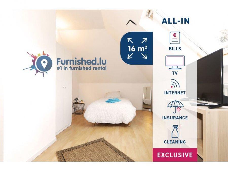 louer chambre 8 chambres 16 m² leudelange photo 1