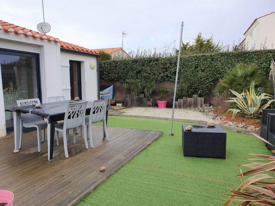 acheter maison 2 pièces 30 m² saint-hilaire-de-riez photo 1