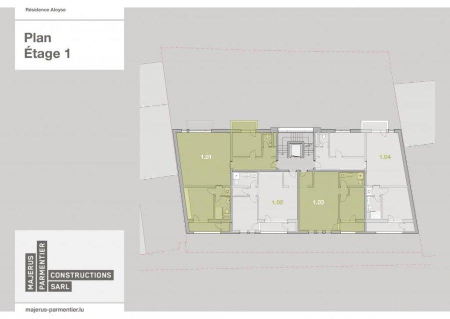 acheter appartement 2 chambres 105.65 m² clervaux photo 3