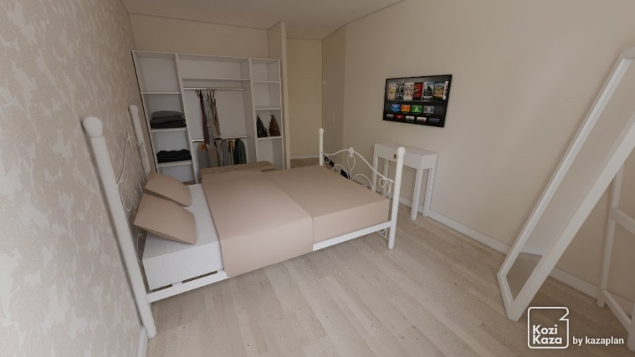 acheter appartement 3 pièces 65.37 m² coin-lès-cuvry photo 3