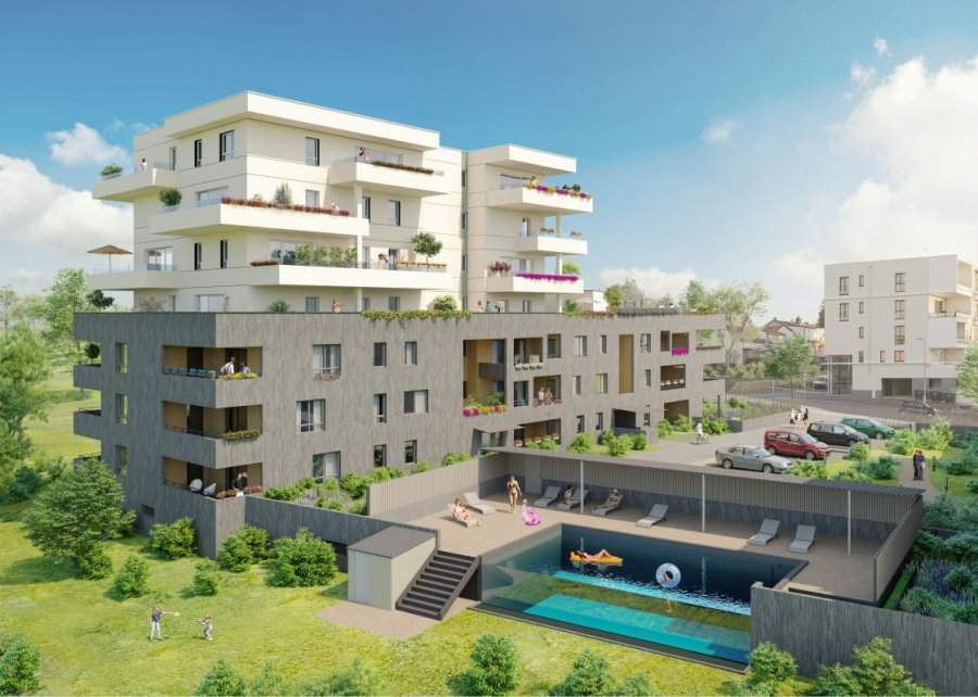 acheter appartement 5 pièces 99 m² metz photo 2