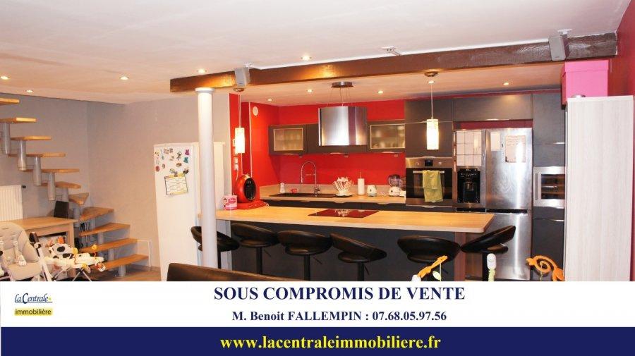 acheter appartement 3 pièces 75 m² angevillers photo 1