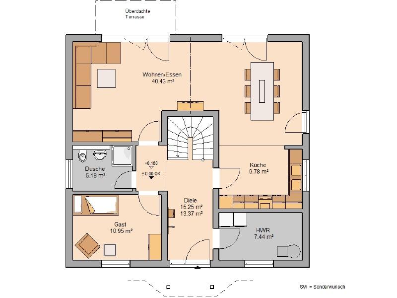 haus kaufen 6 zimmer 152 m² zendscheid foto 3