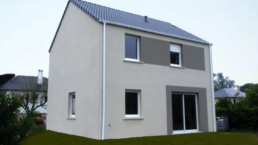 acheter maison 4 pièces 91 m² guémené-penfao photo 1