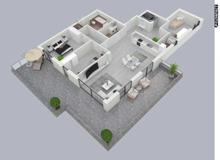 penthouse-wohnung kaufen 4 zimmer 183.92 m² temmels foto 1