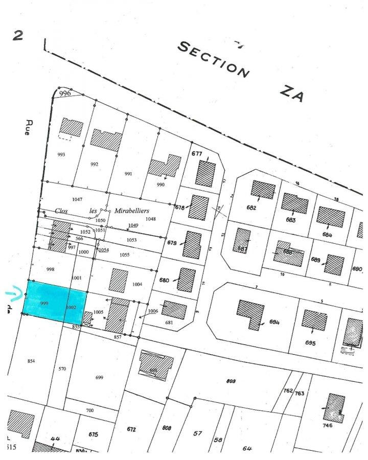 acheter terrain constructible 0 pièce 0 m² mars-la-tour photo 2