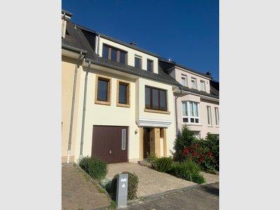 Maison mitoyenne à louer 4 Chambres à Luxembourg-Bonnevoie - Réf. 6728728