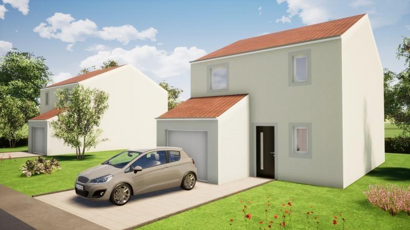 acheter maison 4 pièces 105 m² woippy photo 4