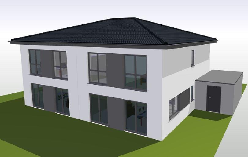 doppelhaushälfte kaufen 5 zimmer 112 m² merzig foto 2